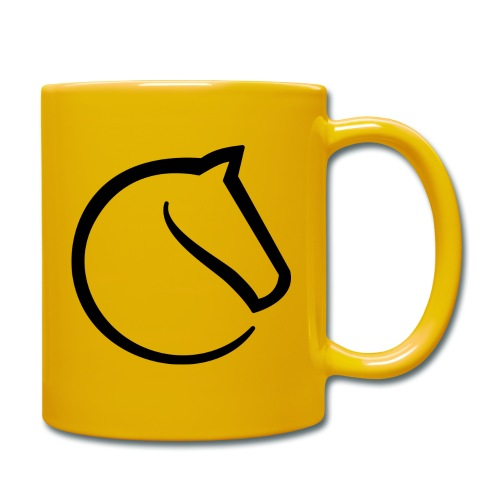 lichess logo - Full Colour Mug