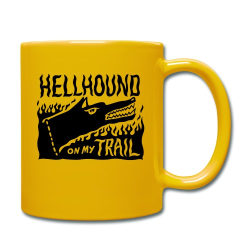 Hellhound on my trail - Full Colour Mug