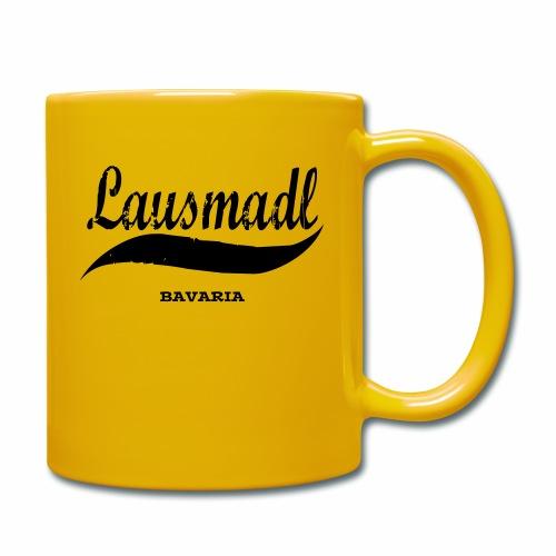 LAUSMADL BAVARIA - Tasse einfarbig