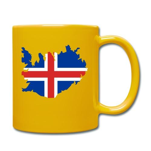 Iceland - Mok uni