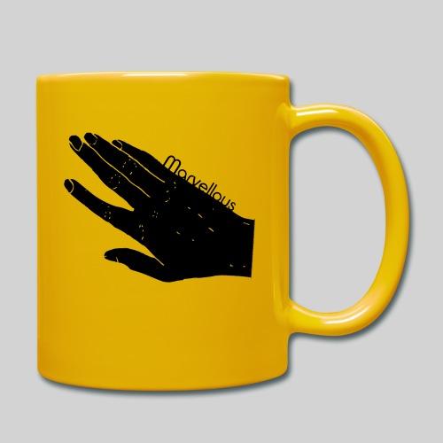 Marvellous Hand - Tasse einfarbig