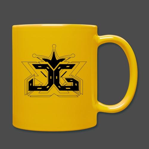 LOGO OUTLINE SMALL - Full Colour Mug