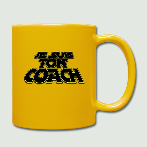 je suis ton coach - Mug uni