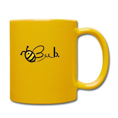 Bee b. Logo - Full Colour Mug