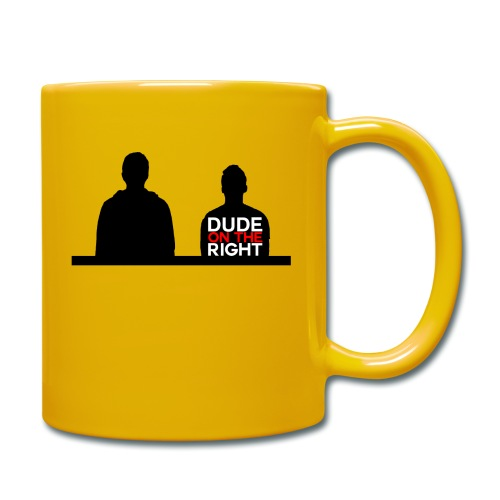RIGHT. - Full Colour Mug