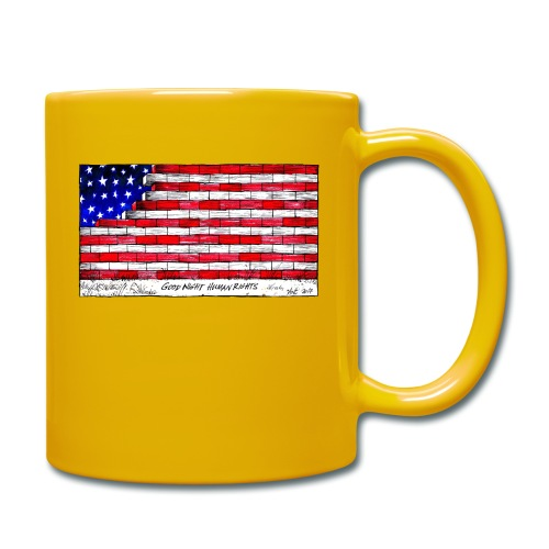 Good Night Human Rights - Full Colour Mug