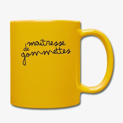 Maitresse de Gommettes - Mug uni