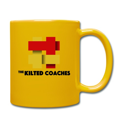 Kilted Coaches - Full Colour Mug