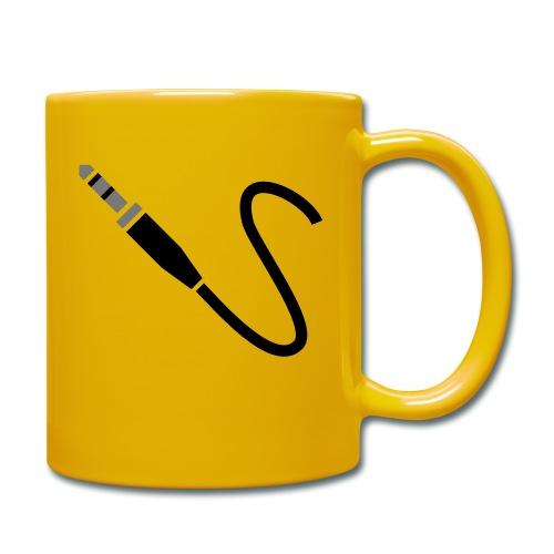 Klinkekabel - Tasse einfarbig