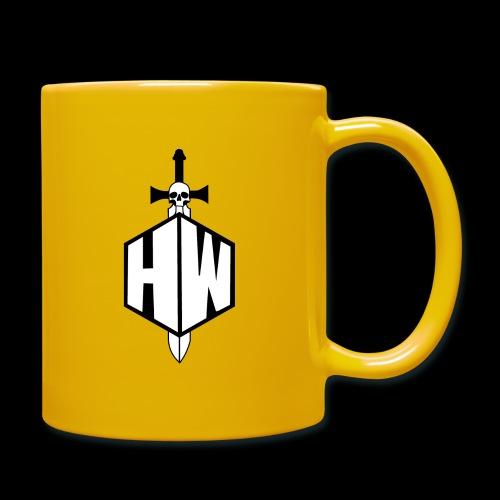 Black and White Logo - Full Colour Mug