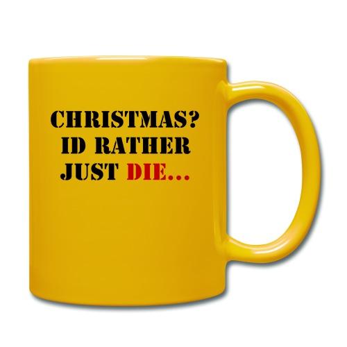 Christmas joy - Full Colour Mug