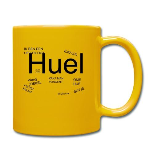 HUEL - Mok uni
