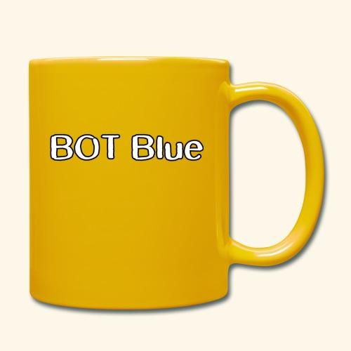 BOT Blue Written Logo - Full Colour Mug