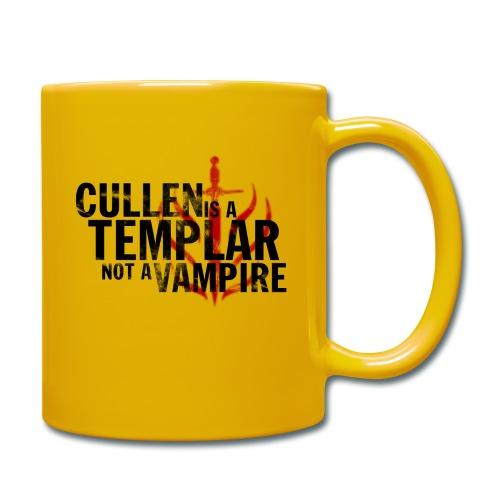 Cullen is a Templar Design - Full Colour Mug