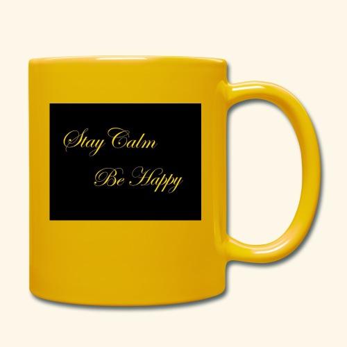 Be Happy - Mug uni