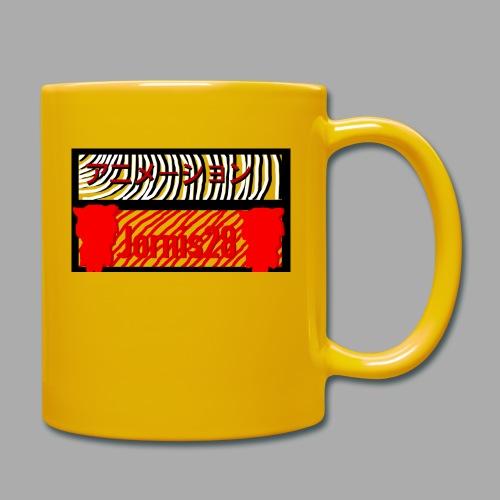 Jornis28_Animation - Tasse einfarbig