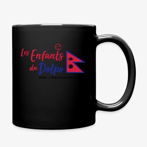 Les Enfants du Doplo - Grand Logo Centré - Mug uni
