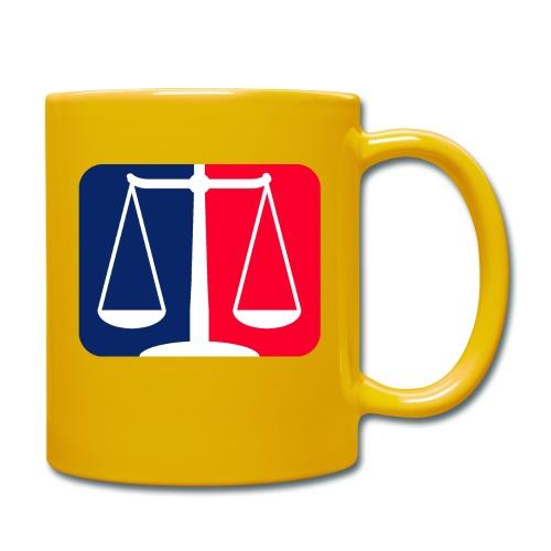 Logo2 - Tasse einfarbig