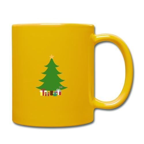 Christmas VHP - Ensfarvet krus