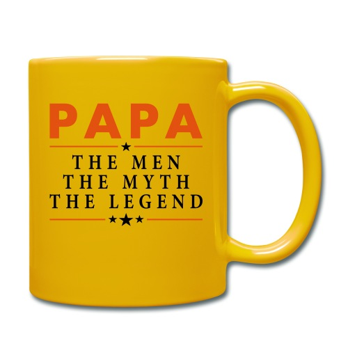 PAPA THE LEGEND - Full Colour Mug
