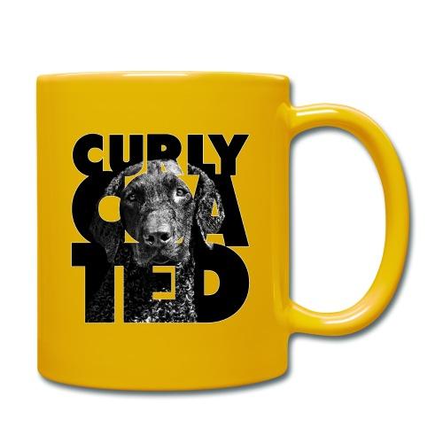 Curly Coated II - Yksivärinen muki