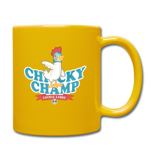 Chicky Champ - Tazza monocolore