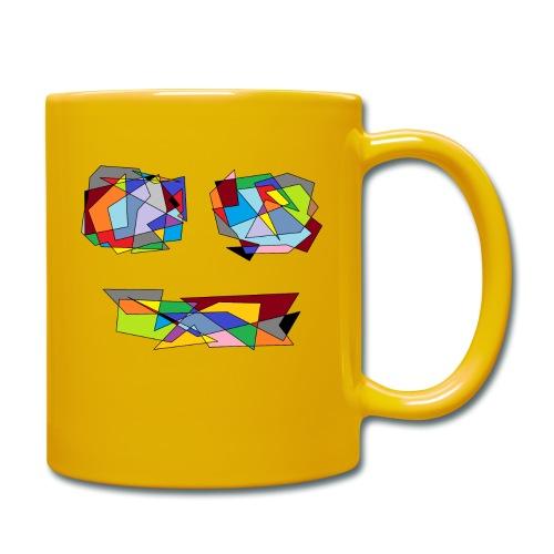 TheFace - Tasse einfarbig
