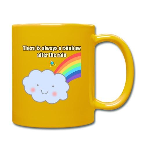 Bubbly! Rainbow - Tazza monocolore