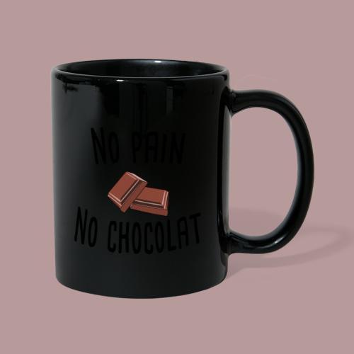 No pain no chocolat citation drôle - Mug uni
