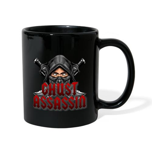 Ghust Assassin Guild - Enfärgad mugg