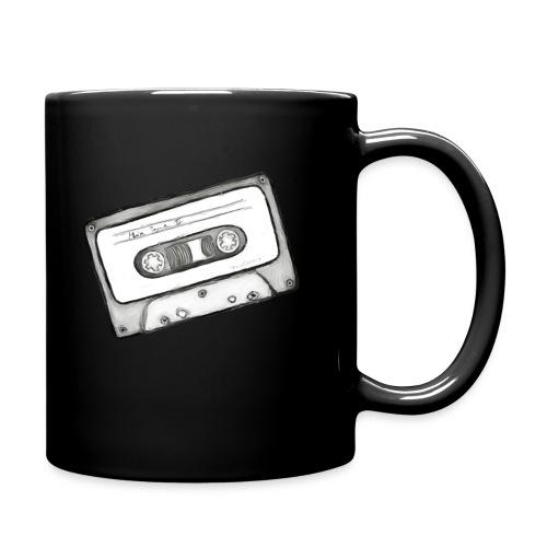 kassette Mix-Tape - Tasse einfarbig