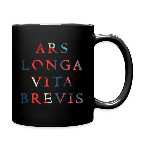 Ars Longa Vita Brevis 20.1 - Tasse einfarbig