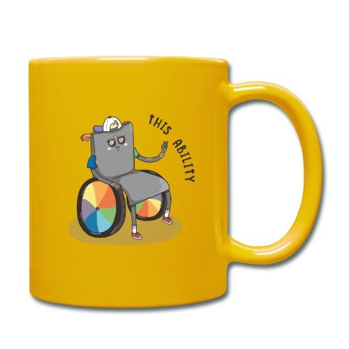 THIS ABILITY - Full Colour Mug