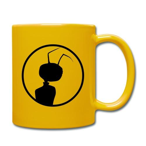 Andi Meisfeld - Ameisen Retro Tasche - Tasse einfarbig
