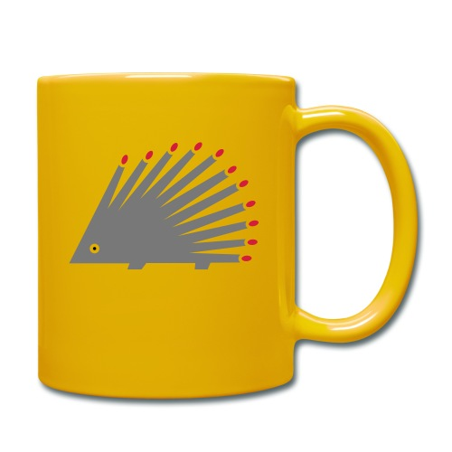 Hedgehog - Full Colour Mug