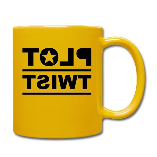 PLOT TWIST - Tasse einfarbig