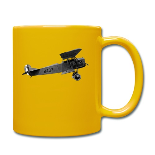 Paperplane - Full Colour Mug