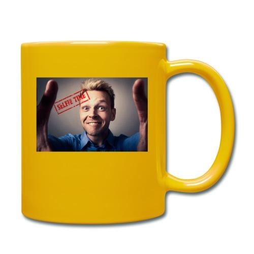Selfy time - Full Colour Mug