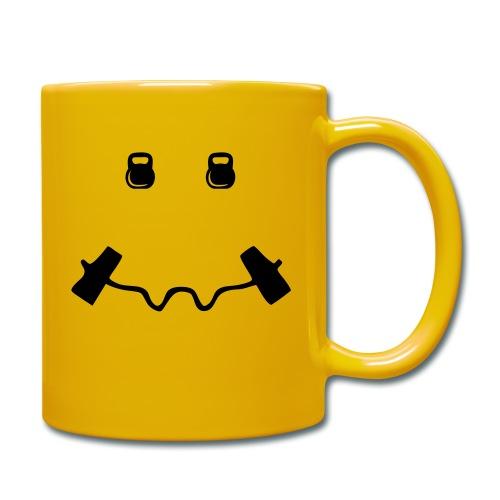 Happy dumb-bell - Mok uni