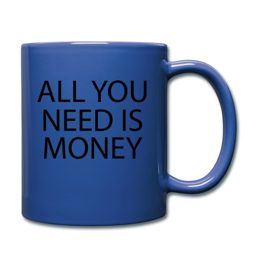 All you need is Money - Ensfarget kopp