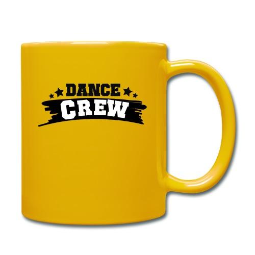 Tshit_Dance_Crew by Lattapon - Ensfarvet krus