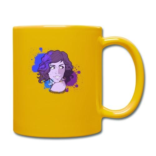 Portrait encre - Mug uni