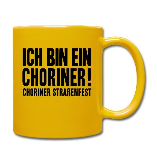 Ich bin ein Choriner! - Tasse einfarbig