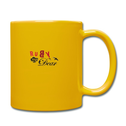 Logo Ruby My Dear 2 Green - Mug uni
