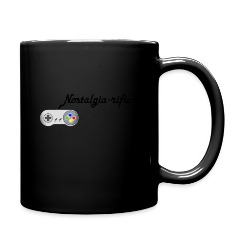 Nostalgia-rific! - Full Colour Mug