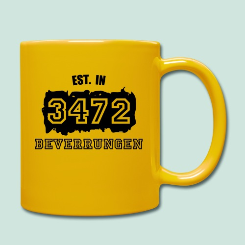 Established 3472 Beverungen - Tasse einfarbig