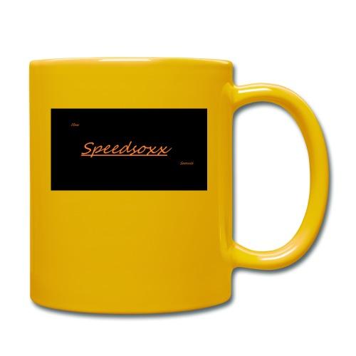 SPEEDSOXX - Tasse einfarbig