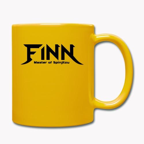 Finn - Master of Spinjitzu - Tasse einfarbig