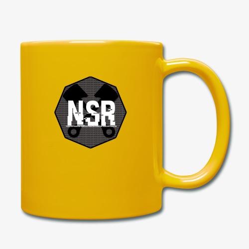 NSR B/W - Yksivärinen muki