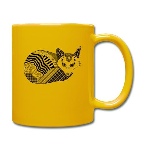Foxi - Tasse einfarbig